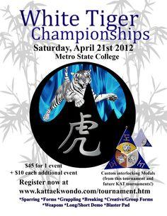 2012 White Tiger Championships