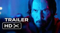 2nd Trailer for 'John Wick' Starring Keanu Reeves. Don't mess with a man's dog.