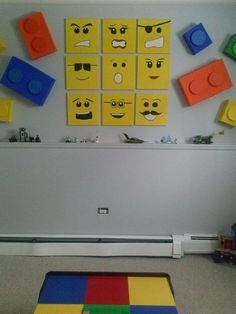 Lego-themed bedroom ideas | The Owner-Builder Network
