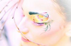 Summer makeup by The Mirror Iași Up Theme, Summer Makeup, Hoop Earrings, Make Up, Mirror, Studio, News, Jewelry, Fashion