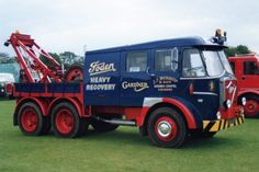 FODEN, A VERY BRITISH TRUCK, www.TravisBarlow.com, Towing Insurance & Auto Transporter Insurance for over 30 years.