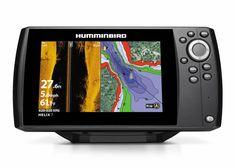 Humminbird Helix 7X CHIRP SI GPS G2 Fishfinder
