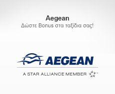 Aegean Alpha Bank, Logos, Logo
