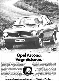 Opel 1974