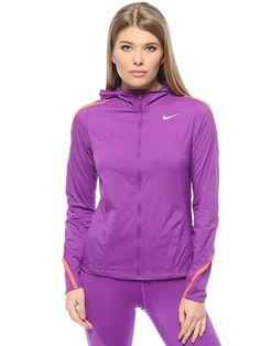 30646c21058c3 Nike Impossibly Light Womens Running Jacket (M). Nylon ripstop fabric with  acrylic backing