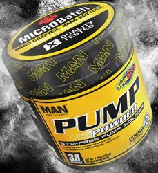 FREE Pump Powder Workout Supplement Sample on http://hunt4freebies.com