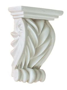 "14-5/8""H X8-1/4""W X 4-3/4""Proj - Wexford Large Acanthus Leaf Corbels - Corbel Place"