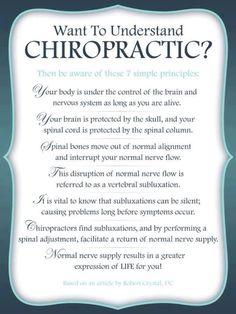 Chiropractic Explained.   newdirectionschiropractic.com