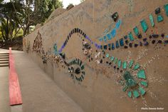 EXTERIOR PROJECTS | Kim Emerson Mosaics: Public Art – Fine Art – Architectural Installations