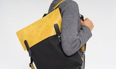 Sling Backpack, Backpacks, Bags, Collection, Fashion, Handbags, Moda, Fashion Styles, Backpack