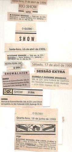 1999 - Extra / O GLOBO