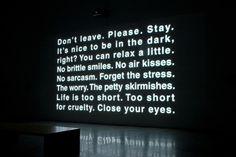 nevver:Dont leave.
