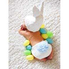 For an Easter Baby.
