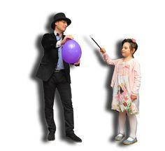 Galerie foto Magician petreceri copii  http://magicvalentino.ro/