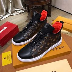 Casual Leather Shoes, Casual Shoes, Footwear Shoes, Wholesale Shoes, Albums, Louis Vuitton, Mens Fashion, Free Shipping, Sneakers