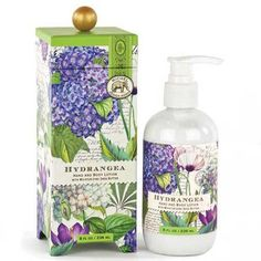 Michel Design Works Hand & Body Lotion 8 Oz. - Hydrangea