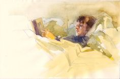 Reading and Art - Aaron Coberly
