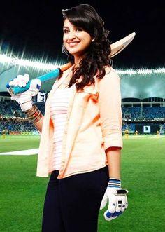 Batsman Parineeti Chopra