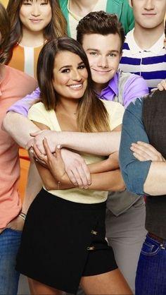 Rachel and Kurt, Season 5 promo picture @ibendtheearth I LOVE YOU