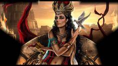 Dona 7 A Rainha Das Encruzilhadas - História Verídica - Linhas Da Umbanda