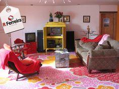 Móveis retro voltam a ser tendencia!   www.imobiliariarferreira.com.br