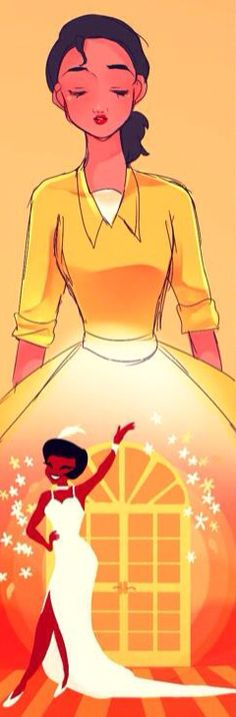 Tiana....by Disneyphile Land