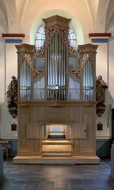 Thomas organ, 2013, O. L. V. Kerk Bornem