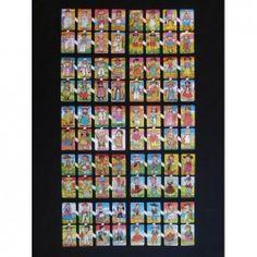 12 Láminas de cromos troquelados españoles grandes. Años 70. · PAREJAS DEL MUNDO · Advent Calendar, 1, Holiday Decor, Home Decor, World, Die Cutting, Trading Cards, Jitter Glitter, Couples
