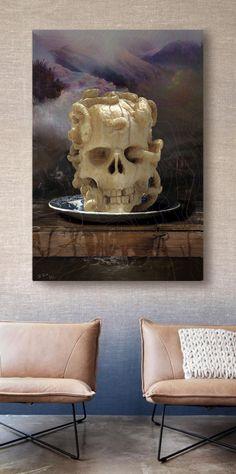 Te Tarata  - 2017 - Dennis Blair - oil on canvas Painting, Art, Art Background, Painting Art, Kunst, Paintings, Gcse Art
