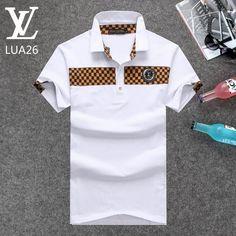 Louis Vuitton POLO shirts men-LV61822A - Click Image to Close
