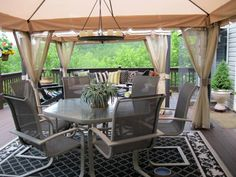 Deck Gazebo Canopy Google Search On Decorations