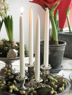 Advent candles 2010 | Flickr - Photo Sharing!