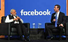 PM's remarks at the Townhall Q&A with Mark Zuckerberg at the Facebook Headquarters