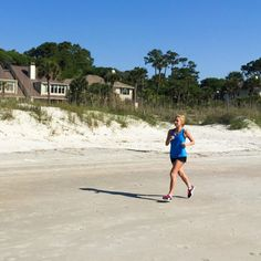 Tips for Running on the Beach | Bumble Bee®