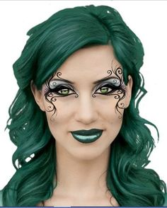 Steampunk Makeup 15