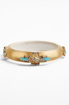 Alexis Bittar 'Lucite®' Beetle Bangle Bracelet available at #Nordstrom