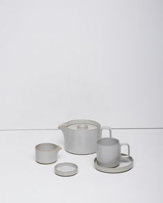 "Hasami Porcelain 5.6"" Plate/Lid"