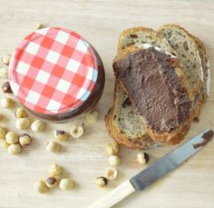 Postres Saludables | Homemade Nutella Saludable | http://www.postressaludables.com