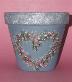 Decorative Clay Pot Painting - Bing Images