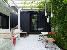 5 Simple Ideas for an Easy Outdoor Update   Apartment Therapy