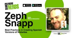 What Are The Best Practices in Creating Spanish Versions of Websites? [PODCAST] by @rinadianewrites