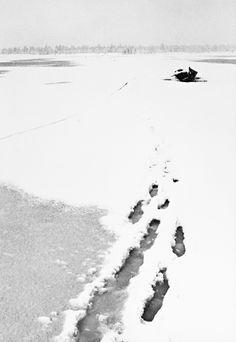Eksperimentell romantiker | Kivijärvi | Nasjonalbiblioteket Photo Essay, Norway, Opera, Snow, Landscape, Photography, Outdoor, Movie, Pictures