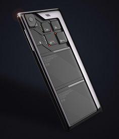 ECO-MOBIUS – Modula Phone concept by Peter Gao, Xiao Qihu, Able Chen, Chen Cuifeng, Fiona Chen, Chen Yan, Dong Feng, Xu Yuanyuan, Yu Chaoyan...