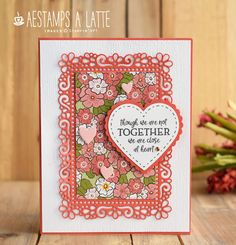 AEstamps a Latte. - - Stampin' UP! card creations by Annette Elliott. 3d Cards, Paper Cards, Latte, Card Making Tutorials, Making Ideas, Wink Of Stella, Scrapbooking, Stamping Up Cards, Homemade Cards