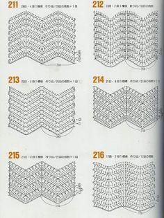 japanese stitch patterns