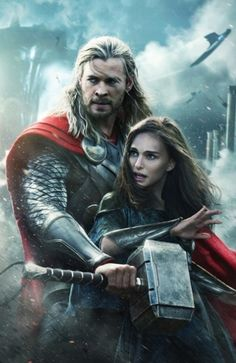 Thor 2 : The Dark World -- Pin a normal picture so I don't look like a freak...