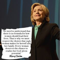 Hillary Clinton Quotes Magnificent 11 Inspiring And Empowering Hillary Clinton Quotes  Hillary Clinton