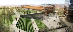 Landscape Architecture, Landscape Designs, King James I, Nova, Master Plan, 1, Public Spaces, How To Plan, Kendall