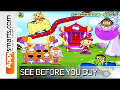 SUPER WHY Phonics Fair by PBS KIDS - video review/gameplay - YouTube