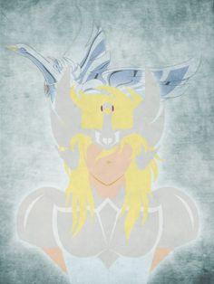 Hyoga de Cisne - Seint Seiya